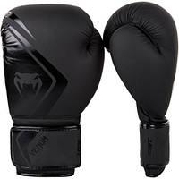 Оригинальные Боксерские Перчатки Venum Contender 2.0 Boxing Gloves - Black