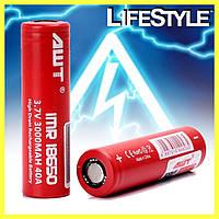 Акумуляторна батарея AWT 18650 3000 mAh / Акумулятор