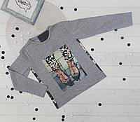 Стильная кофта подростковая для девочки 128,140,146,152,158 см, фото 1