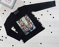 Стильная кофта подростковая для девочки 128,140,146,152,158 см , фото 1
