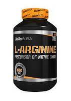 Аминокислоты BioTech L-Arginine Mega Caps (90 капс)