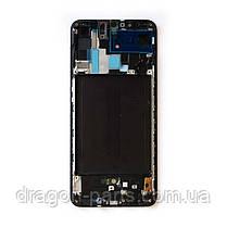 Дисплей Samsung A705 Galaxy A70 2019 с сенсором Черный Black оригинал , GH82-19747A, фото 3
