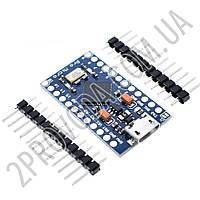 Контроллер Arduino Pro Micro модуль с ATMEGA32U4, плата - Arduino Leonardo