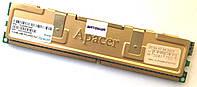 Игровая оперативная память Apacer DDR2 512MB 800MHz PC2 6400U CL5 (78.9AG9I.9HC) Б/У, фото 1