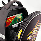 Рюкзак школьный каркасный Kite Education Transformers TF19-531M, фото 7