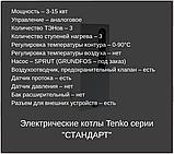 Електрокотел Тенко Стандарт 4,5/380, фото 8