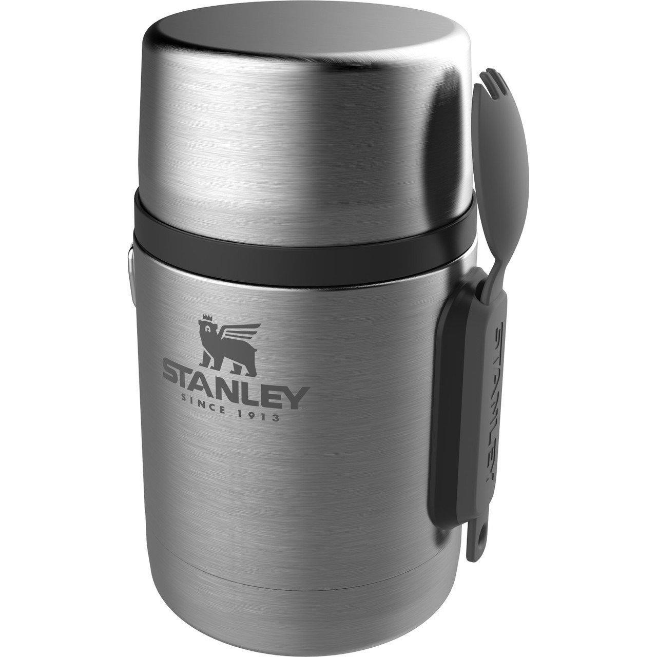 Термос для обедов  с ложкой  Stanley Adventure 0,53 (10-01287-032)