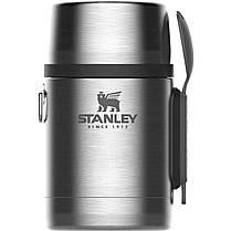 Термос для обедов  с ложкой  Stanley Adventure 0,53 (10-01287-032), фото 3