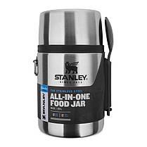 Термос для обедов  с ложкой  Stanley Adventure 0,53 (10-01287-032), фото 2