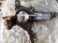 Кулак поворотный левый/правый без ABS (цапфа) Dacia Logan(6001548864\66)