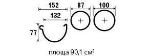 Водосточные системы Galeco Stal 135/90 та 135/100