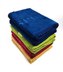 """Набор полотенец для лица из микрофибры """"Спорт NEW"""" - упаковка 8шт"""