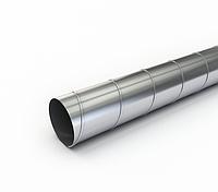 Спирально-навивной воздуховод 0,5 мм d=250 круглый оцинкованная сталь
