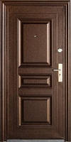 Дверь Стандарт 68 молоток (ОБЛЕГЧЕННЫЕ) Q4 (сота) (860/70mm)