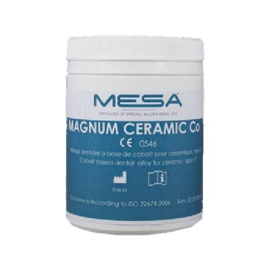 Металл Magnum Ceramic Co 1 кг ( Mesa, Италия)
