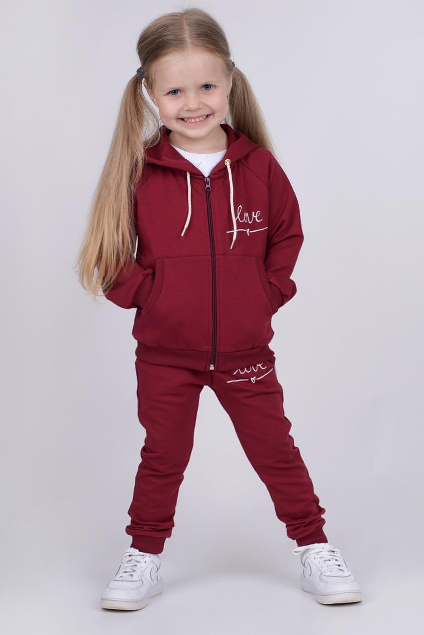 Спортивный костюм для девочки р. 86, 104