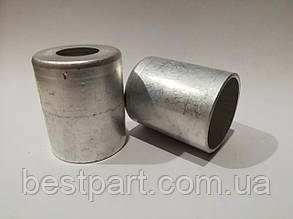 Стакан фітінга №8 алюміній (тонкостінний)