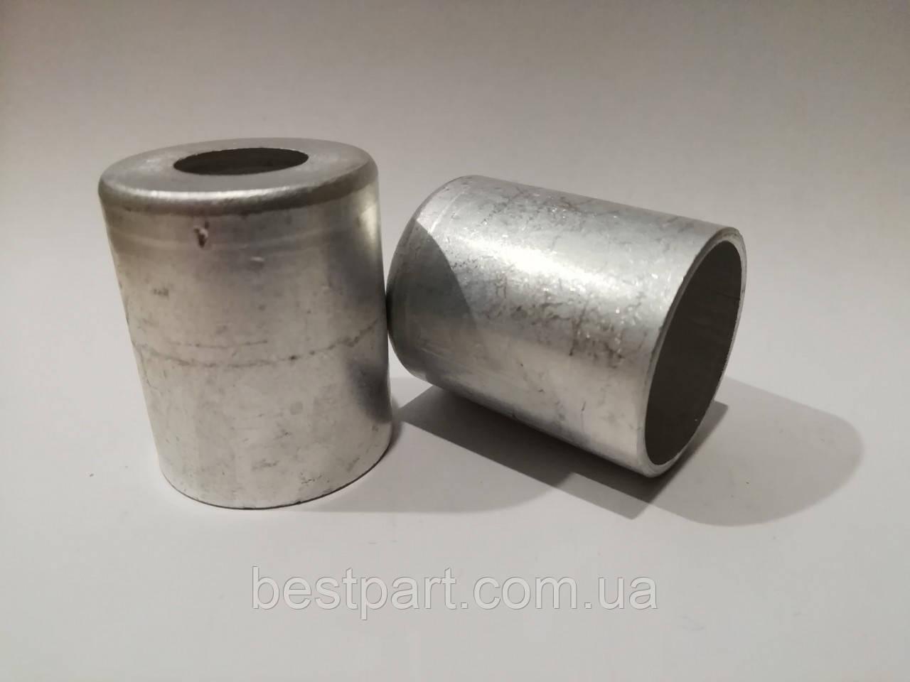 Стакан фітінга №10 алюміній (тонкостінний)