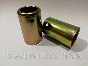 Стакан фітінга №6 сталь (тонкостінний)