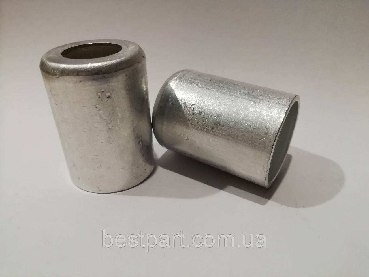 Стакан фітінга №6 алюміній (тонкостінний)