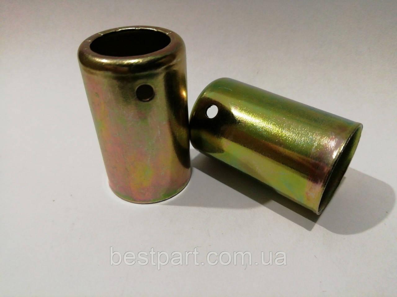 Стакан фітінга №12 сталь (тонкостінний)