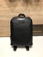 Рюкзак Плетённый Черный