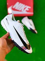 Сороконожки Nike Mercurial SuperFly 360/ многошиповки/ найк меркуриал