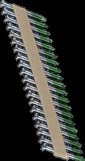 Анкерный гвоздь на ленте 34°, 4,0х50, упак.- 1200 шт, ESSVE, Швеция