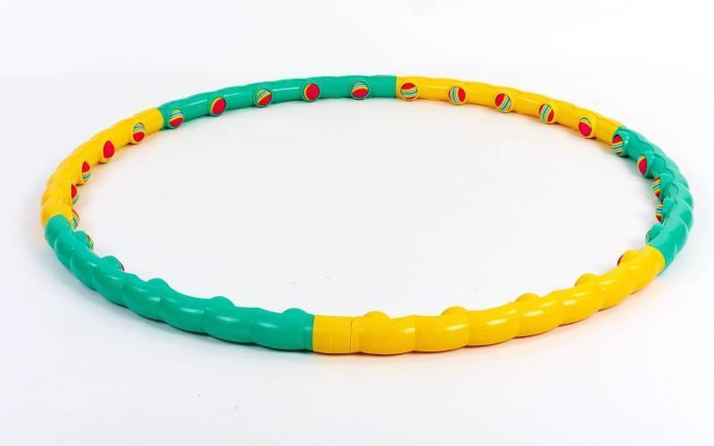 Массажный обруч Hula Hoop Original 1.5 кг (Хулахуп)