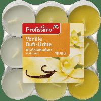 Чайные ароматические свечи Vanille Profissimo, 18 шт.