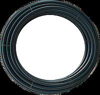 Труба полиэтиленовая для воды 63х4,7мм бухта 100м ПЭ100 SDR13,6 12,5 атм