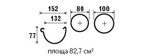 Водосточные системы Galeco PVC 130