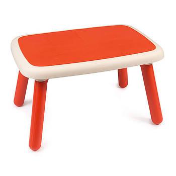 Стол Детский Красный Smoby 880403