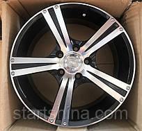 Колісний Диск R16 RACING WHEELS 7Jx16 5x112 ET40 X'Premium H-326 BKFP