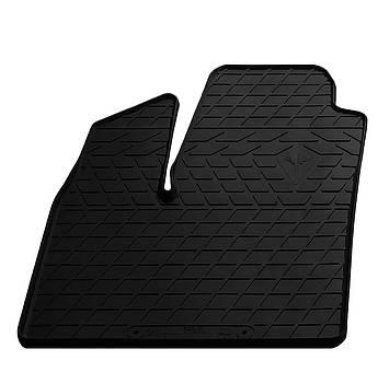Водительский резиновый коврик для Fiat Doblo 2001-2010 Stingray