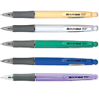 Ручка шариковая автоматическая Buromax Jobmax