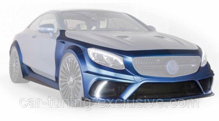 MANSORY Wide body for Mercedes S63 AMG Coupe / Cabrio