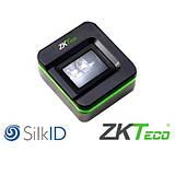 Порівняння технологій біометричної ідентифікації відбитків пальців ZK-Optical, BioID, SilkID від компанії ZKTeco