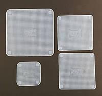 Силиконовые крышки-пленки для хранения продуктов Stertch and Fresh