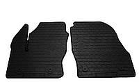 Коврики в салон резиновые передние для Ford Connect 2014- Stingray (2шт)