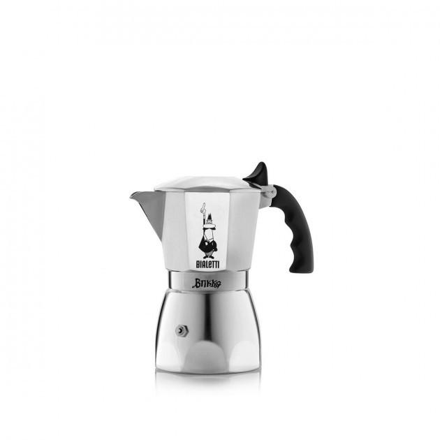 Гейзерна кавоварка, 4 чашки (240 мл) Brikka  0006184