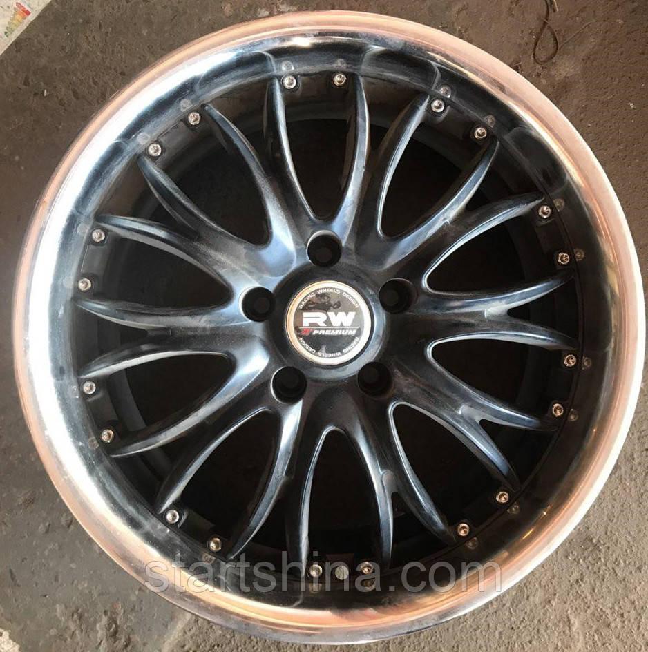 Колісний Диск R18 RACING WHEELS 8Jx18 5x120 ET45 X'Premium H-362
