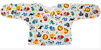 Сорочка зоо сіра для немовлят