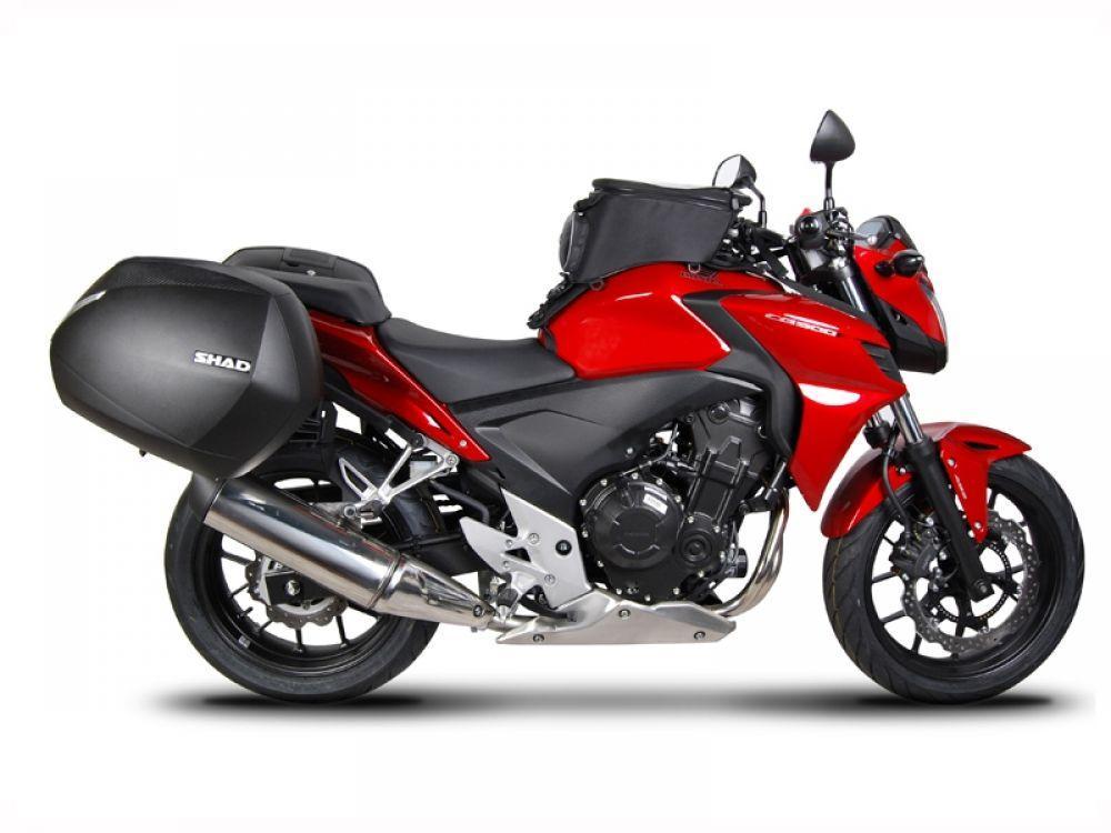 Крепеж кофра SHAD к Honda CB500F / CBR500R Top Box Fitting Kit