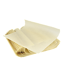 Вкладиш пергаментний в коробку для піци 300х280 мм, фото 1