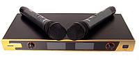 Радіосистема SH UK-88, база, 2 мікрофона, фото 1