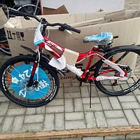 Велосипед для подростков и детей DISCOVERY FLINT 24