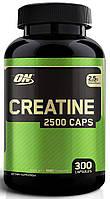 Креатин Optimum Nutrition Creatine 2500 Caps (300 капс)