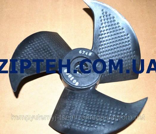 Крыльчатка вентилятора наружного блока для кондиционера D=157mm*129mm (3 лопасти)