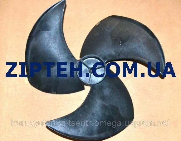 Крыльчатка вентилятора наружного блока для кондиционера D=408mm*132mm (3 лопасти)